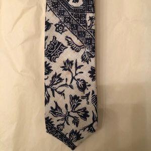 J. Crew neck tie